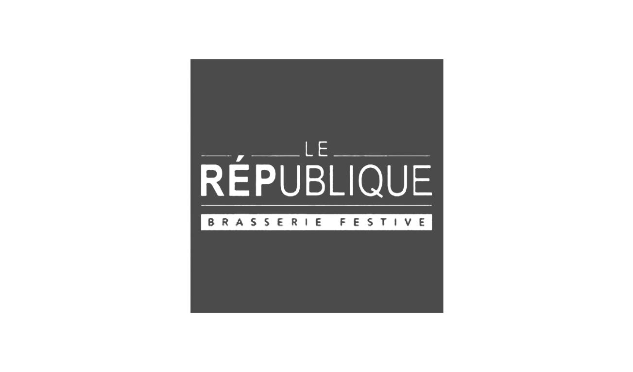 Logo Le Republique