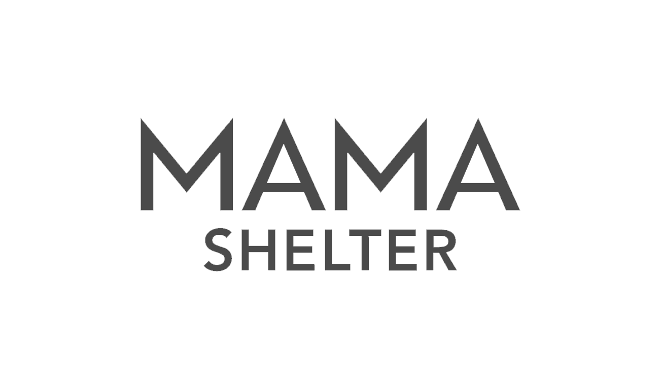Logo Mama Shelter