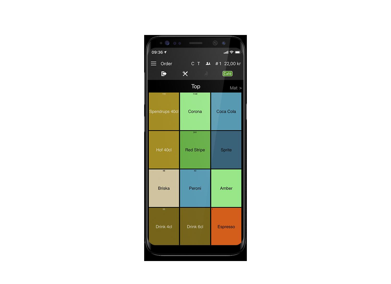 Trivec Mobile Système de commande mobile