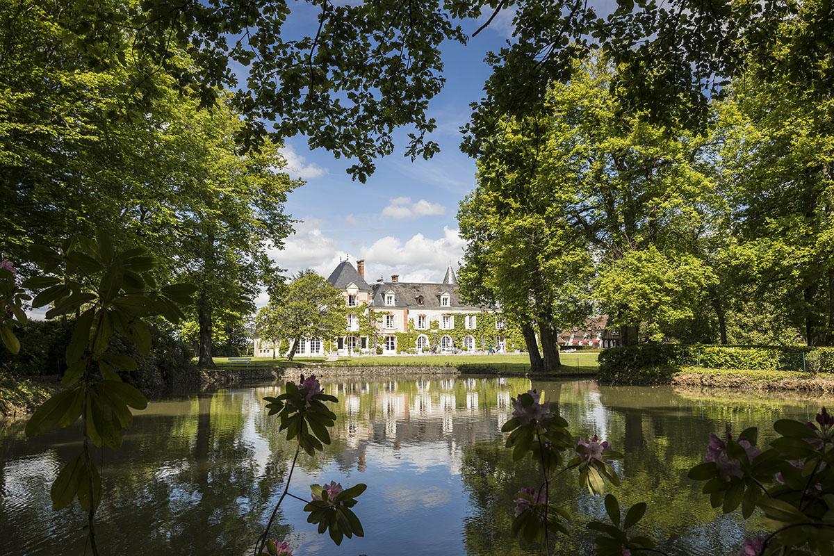 Hôtel les Hauts de Loire H8 collection, client Trivec