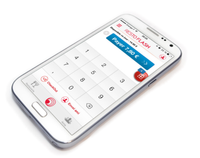 RestoFlash mobile
