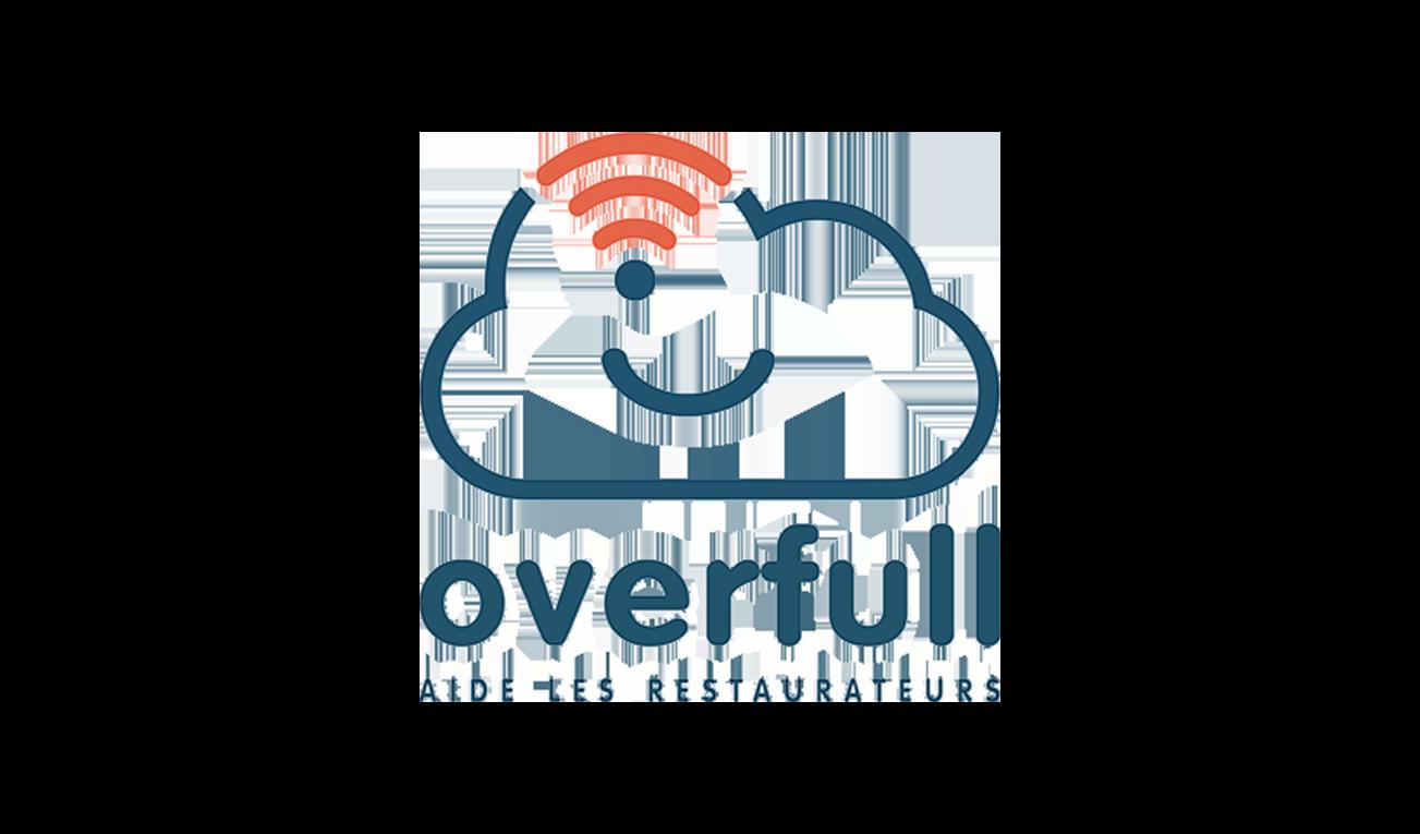 Overfull logo